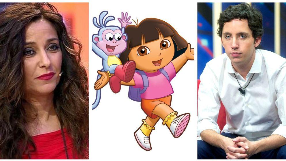 Carmen López se revela como 'Dora la exploradora' del 'pequeño Nicolás'