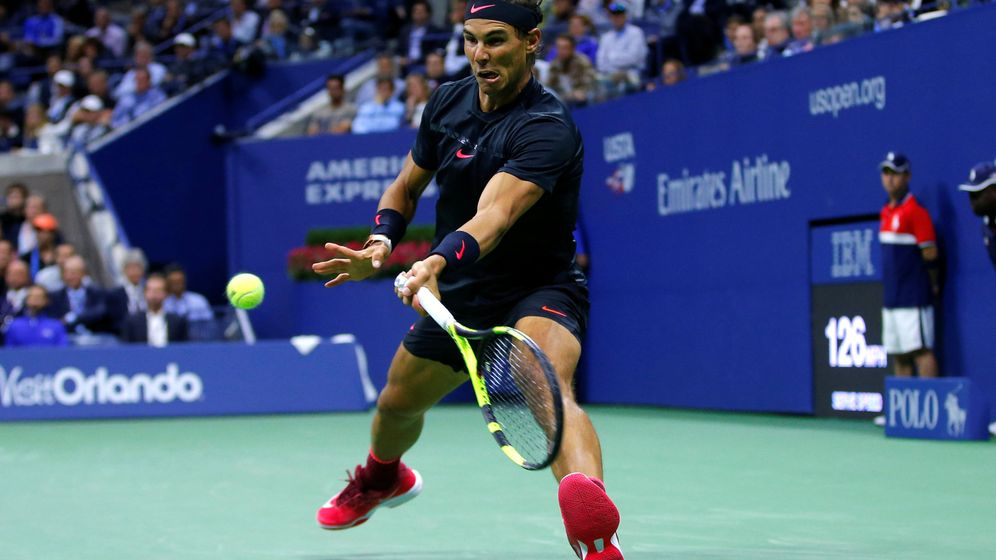 Foto: Nadal ganó en semifinales a Del Potro. (Reuters)