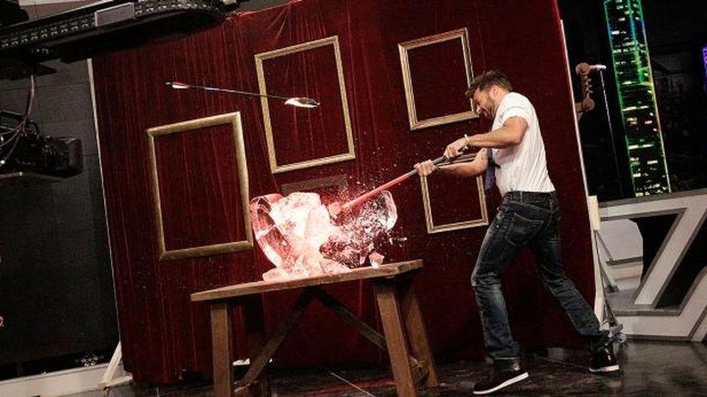 El vídeo viral de Ricky Martin en 'El hormiguero'