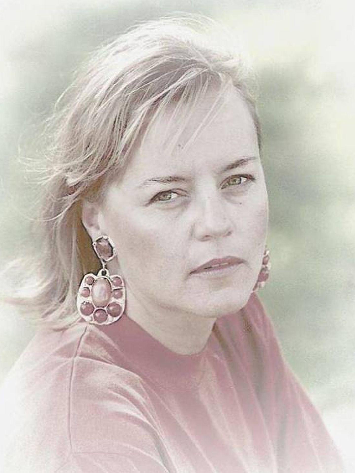 Arroyo, en una foto que Conde compartía de ella. (RRSS)