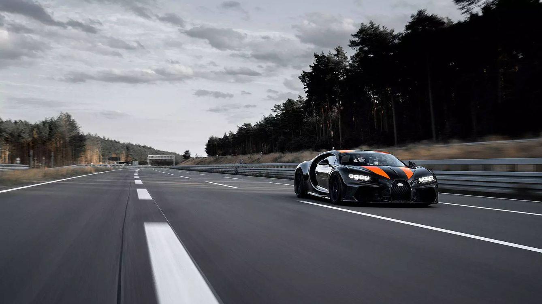 Bugatti venderá un coche que casi alcanza los 500 kilómetros por hora