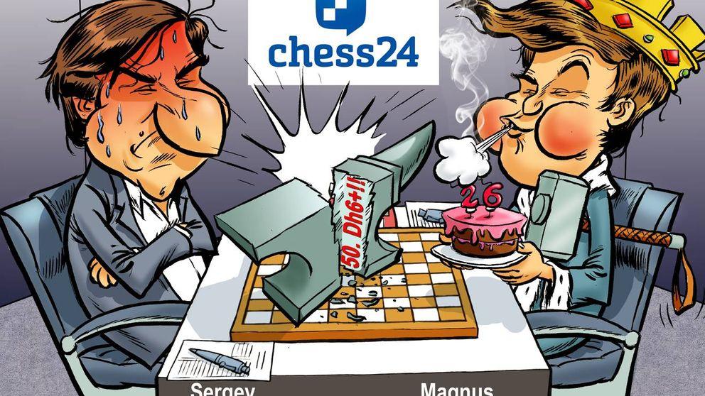 Las claves del Mundial de ajedrez: Carlsen aplicó su 'cremita' a Karjakin