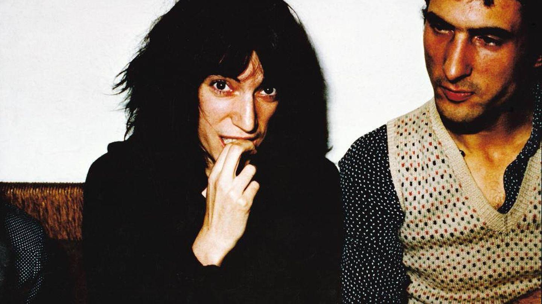 Patti Smith y Gay Mercader.