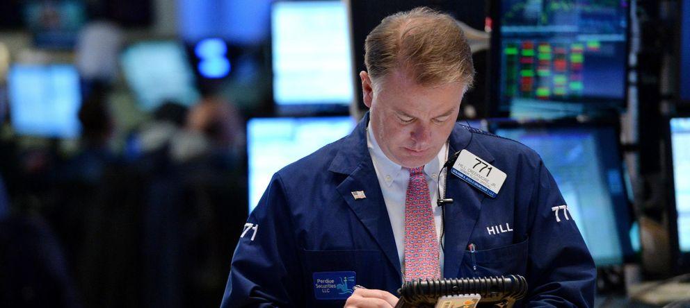 Foto: La corrección golpea a Wall Street en medio de las presiones bajistas del mercado