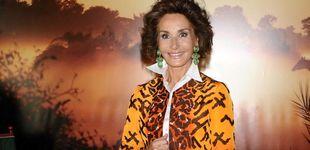 Post de Naty Abascal con el vestido floral (de Zara) más barato de su armario