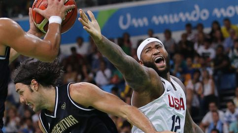 Estados Unidos gana a Argentina y se medirá a España en semifinales