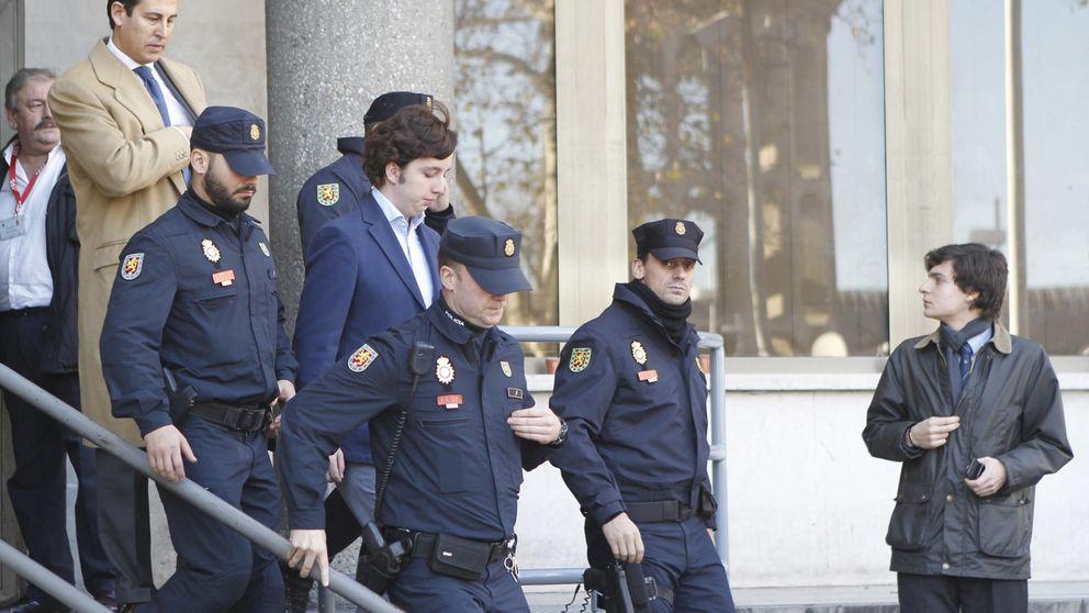 El comisario Villarejo se la juega al 'pequeño Nicolás' en los juzgados