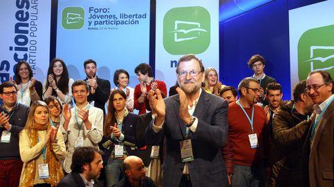 El Gobierno desembarca en Euskadi con Rajoy a la cabeza por las vascas