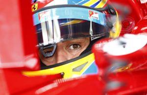 """Alonso: """"Estamos en una clara línea ascendente; podemos hacer un mes de julio casi perfecto"""""""