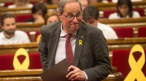 El Parlament insta a Torra a convocar elecciones o ir a una moción de confianza