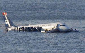 US Airways subastará el avión del 'milagro del Hudson' el 27 de marzo