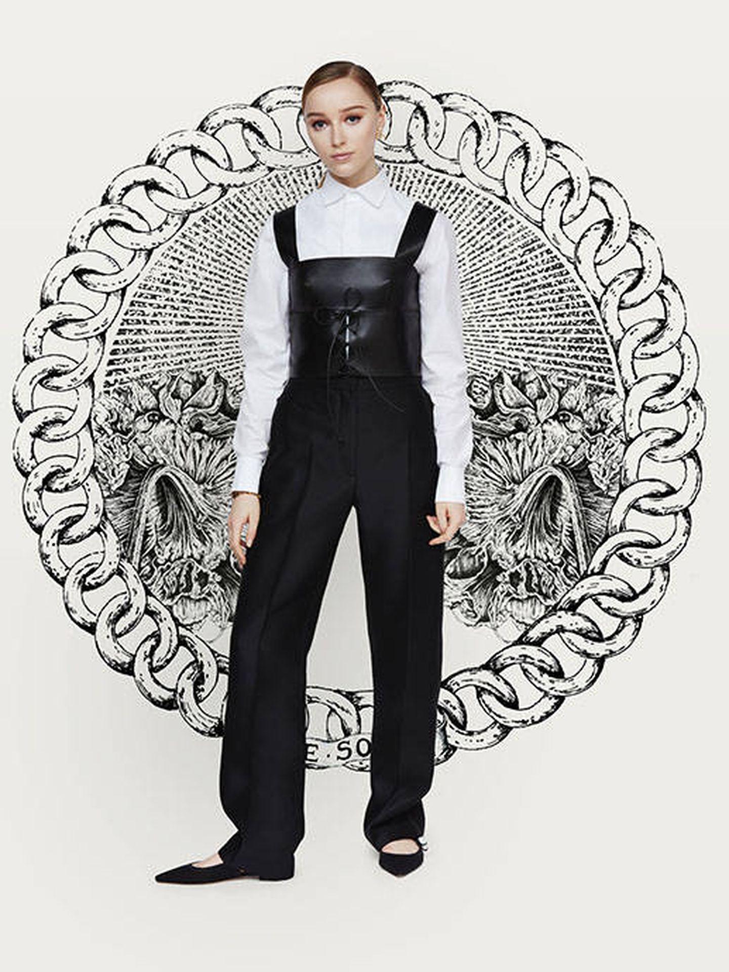 Phoebe Deynvor. (Dior)
