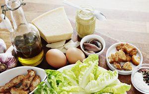 Los diez alimentos que más te llenan