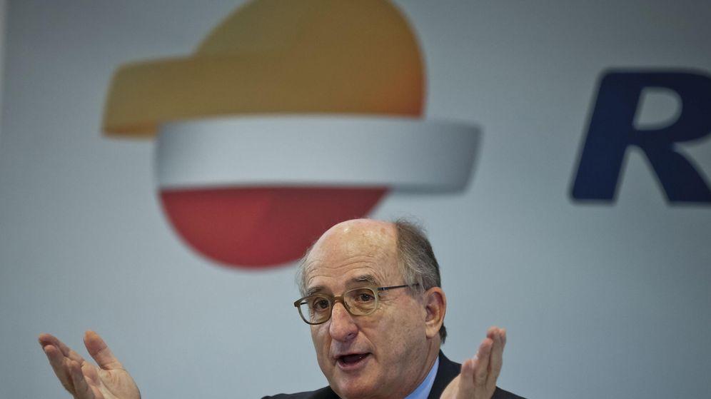 Foto: El presidente de Repsol, Antonio Brufau (Efe)