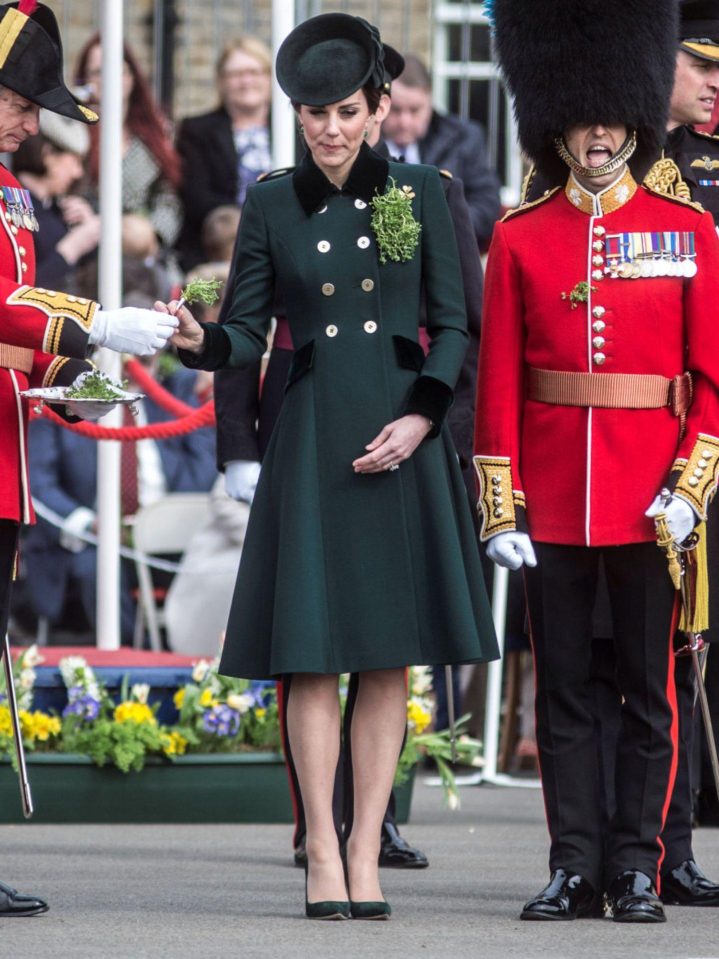 La duquesa, en 2017. (Reuters)