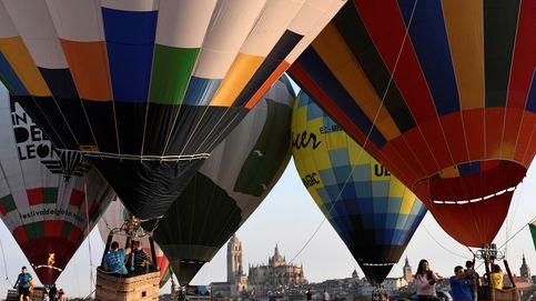Pilotos y espectadores de todo el mundo acuden al Festival Internacional de Globos, en Albuquerque