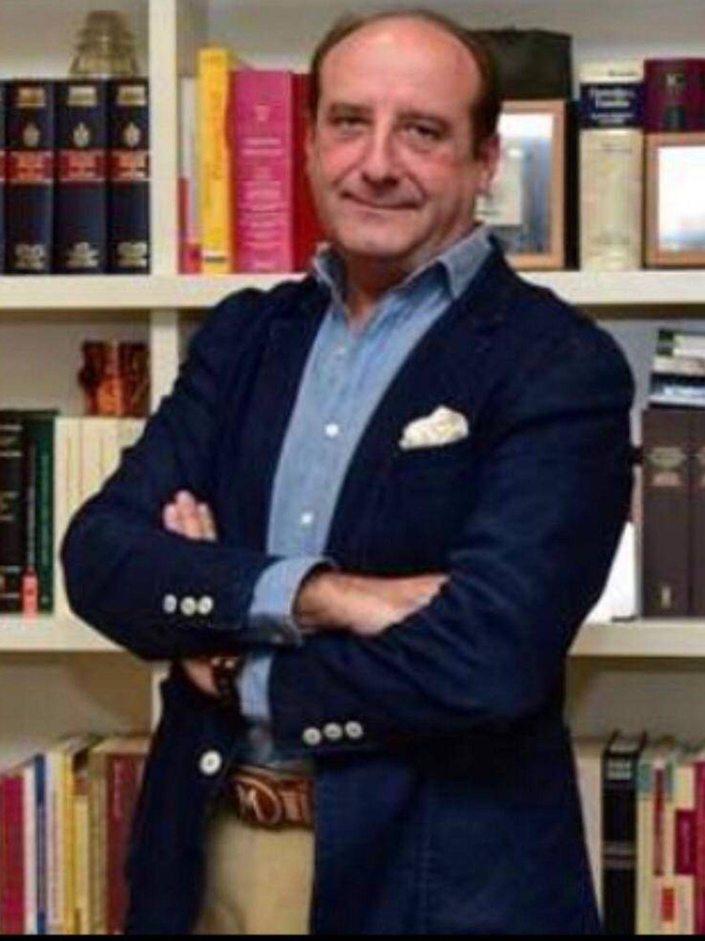 El abogado Joaquín Moeckel. (Cortesía)