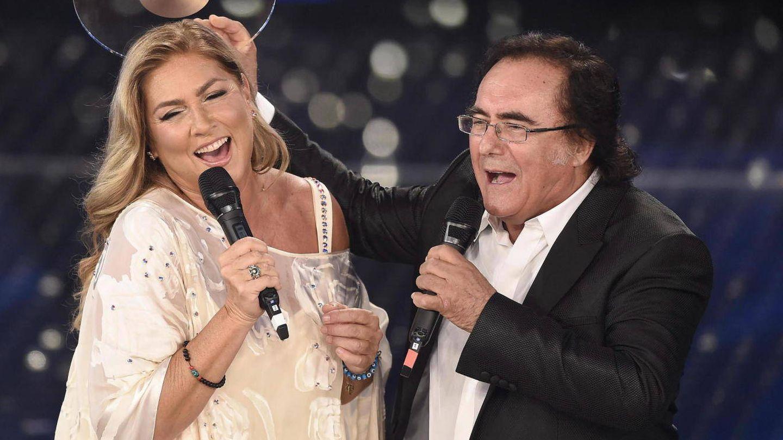 Albano y Romina. (Archivo)