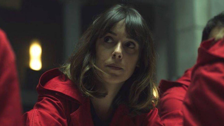 Belén Cuesta es una rehén en 'La casa de papel'. (Netflix)