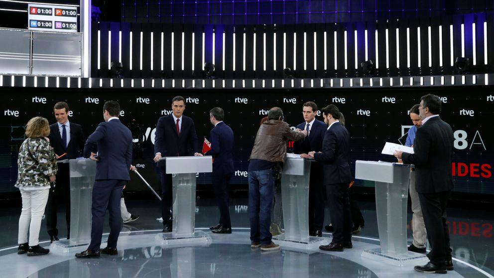 El único debate electoral será el 4-N y organizado por la Academia de Televisión