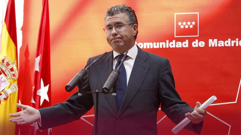 Foto: Imagen de archivo de Francisco Granados, exconsejero de Presidencia de la Comunidad de Madrid (EFE)