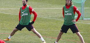 Post de El riesgo de ser lateral en el Atlético que solo Filipe y Juanfran saben afrontar