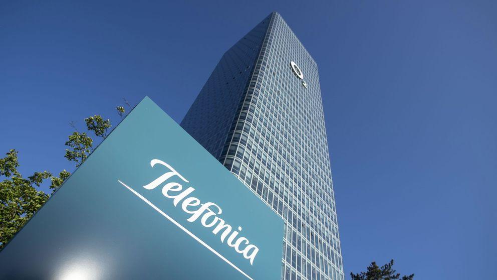 Telefónica se dispara un 8% en bolsa y coloca al Ibex a la cabeza de Europa