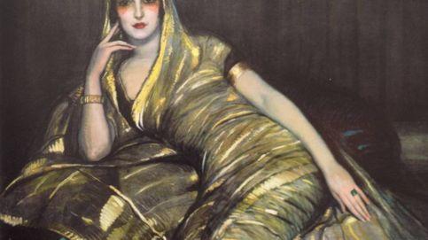 Anita Delgado, la bailarina malagueña que se convirtió en princesa de la India
