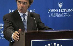 """UPyD sobre el fichaje de Aznar: """"Es legal pero muy poco justificable o presentable"""""""