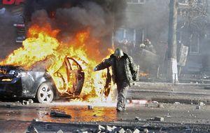 Los disturbios de Kiev 'exilian' a Chipre el partido del Valencia