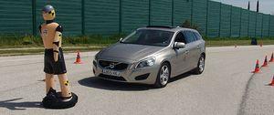 Foto: Conducción segura con Volvo