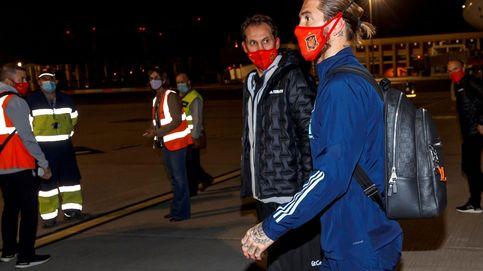 Ramos y Florentino contienen los caballos: otra guerra fría por la renovación del capitán