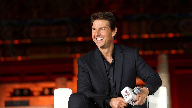 Tom Cruise aparece por sorpresa en Barcelona y pone al público en pie