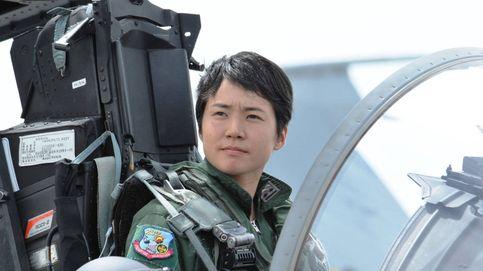 Una mujer será piloto de combate en Japón por primera vez