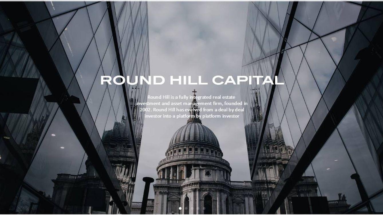 Round Hill Capital, fondo inmobiliario vip: 1.500 millones para invertir ya en España