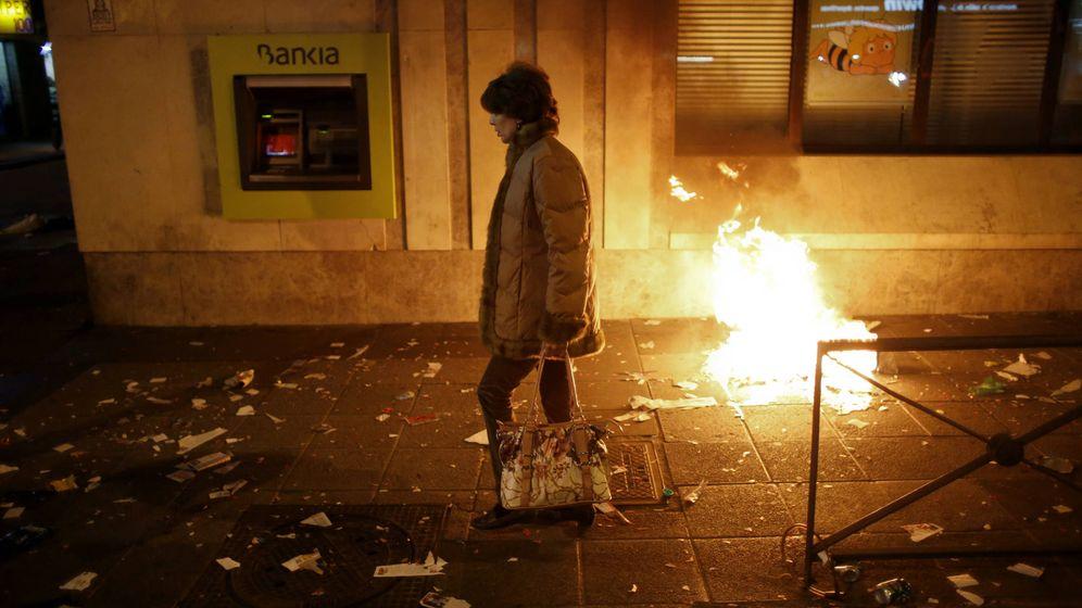 Foto: This is fine. (Reuters/Juan Medina)