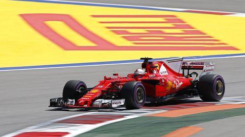 Ferrari le da un susto a Mercedes y Honda no levanta cabeza en los libres
