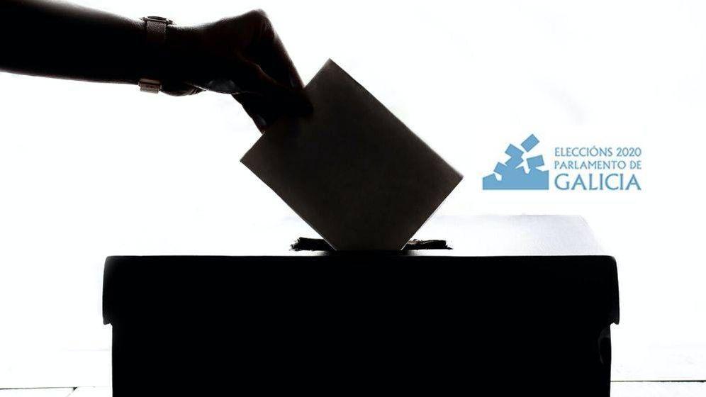Foto: Elecciones a la Xunta de Galicia en 2020