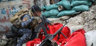 Post de Desolación y muerte en Mosul oeste: entramos en el último reducto del ISIS