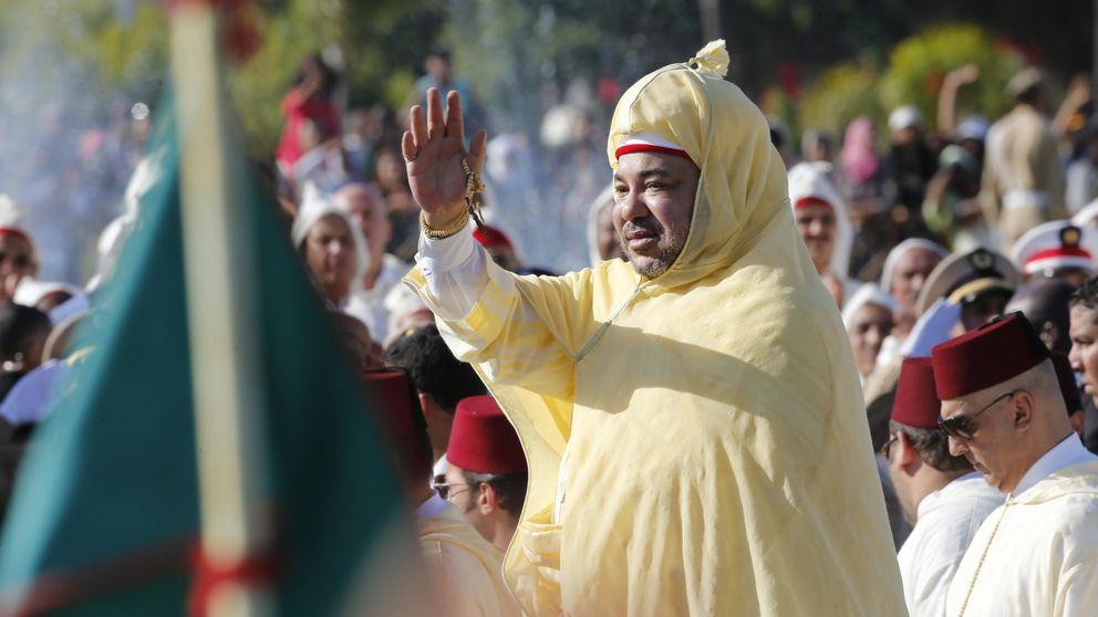 Los indultos 'soft' de Mohamed VI: el rey perdona a activistas menores del Rif pero no a sus líderes