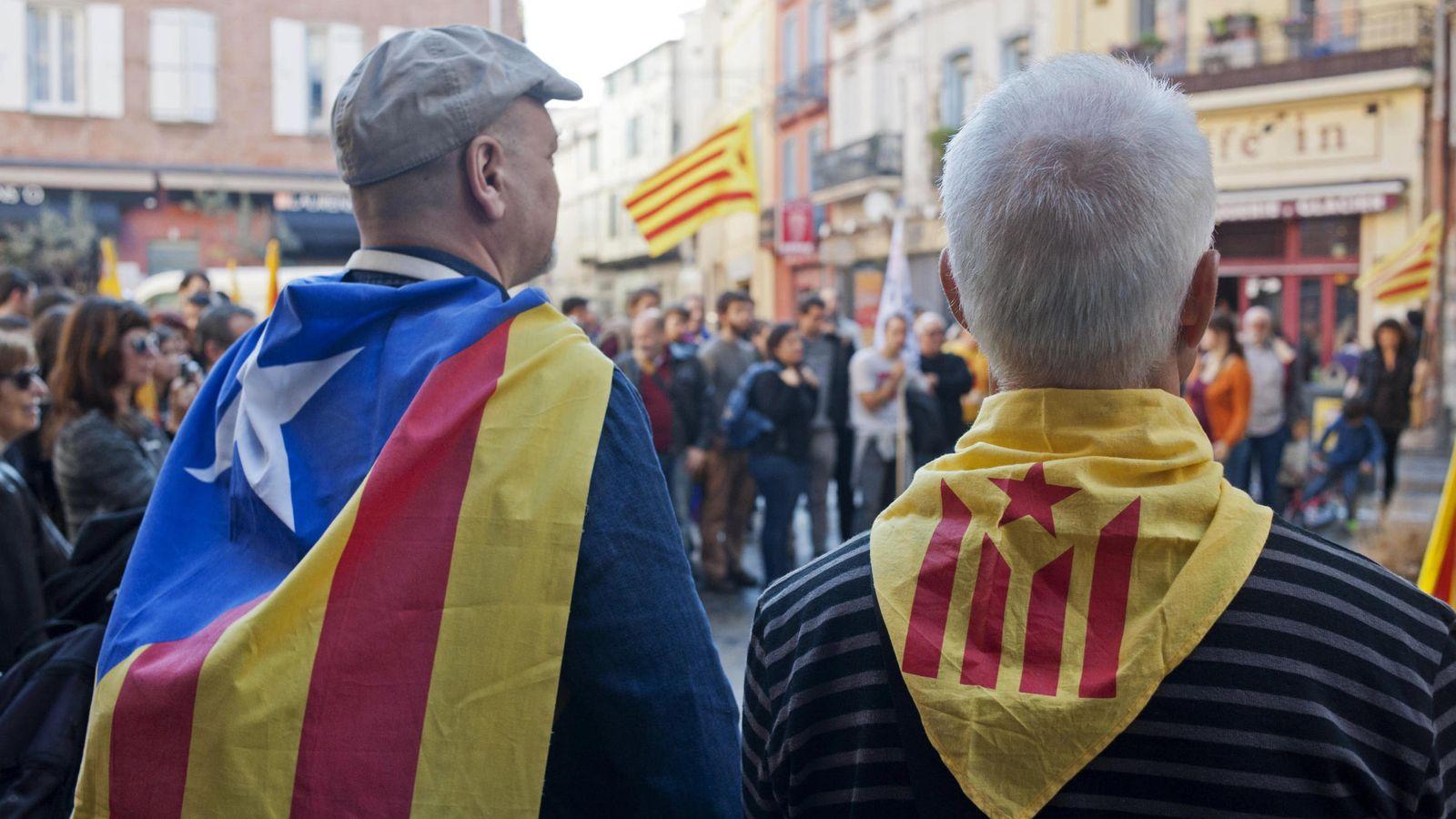Foto: Manifestación celebrada el año pasado en Perpiñán, Francia. (EFE)