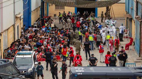 El efecto bumerán contra Marruecos de la oleada migratoria en Ceuta