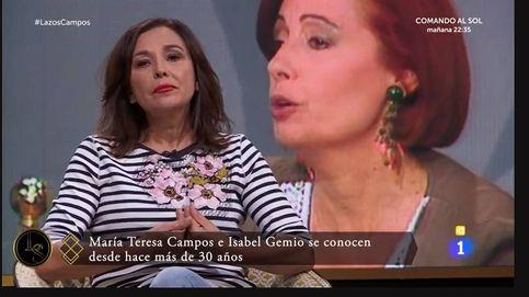 'Lazos de sangre' impacta con Isabel Gemio en el especial de Teresa Campos
