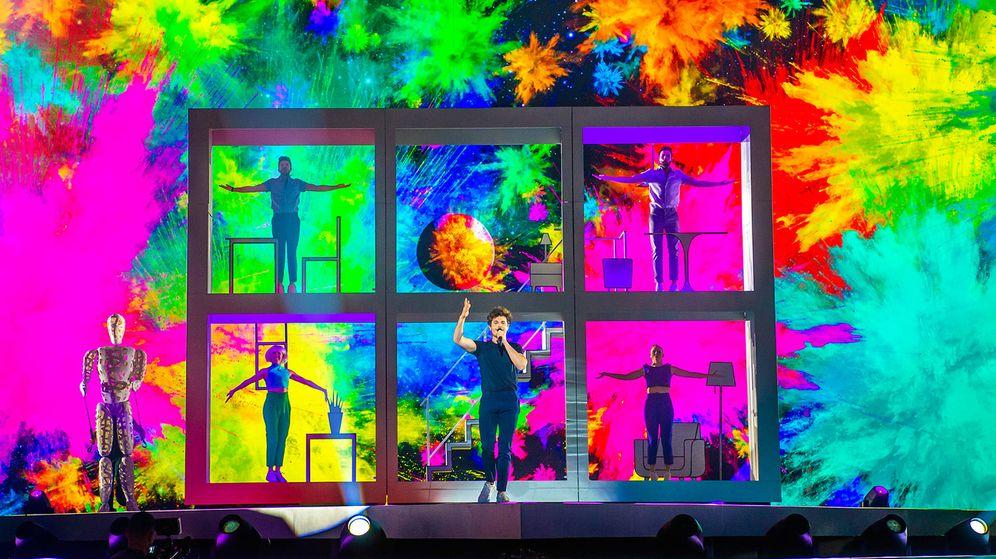 Resultat d'imatges de eurovision 2019