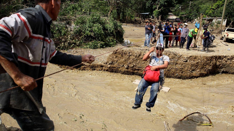 El huracán Iota deja al menos 38 muertos y persisten las fuertes lluvias en Centroamérica