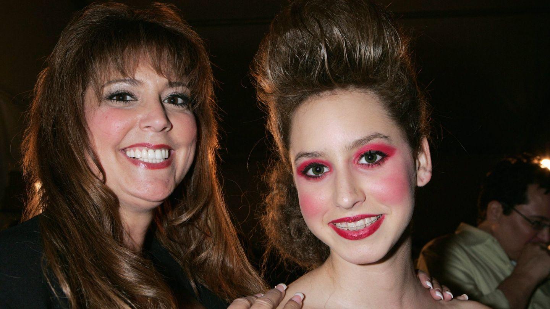 Jasmine Grace, junto a su madre, Tamara Rotolo (Gtres)