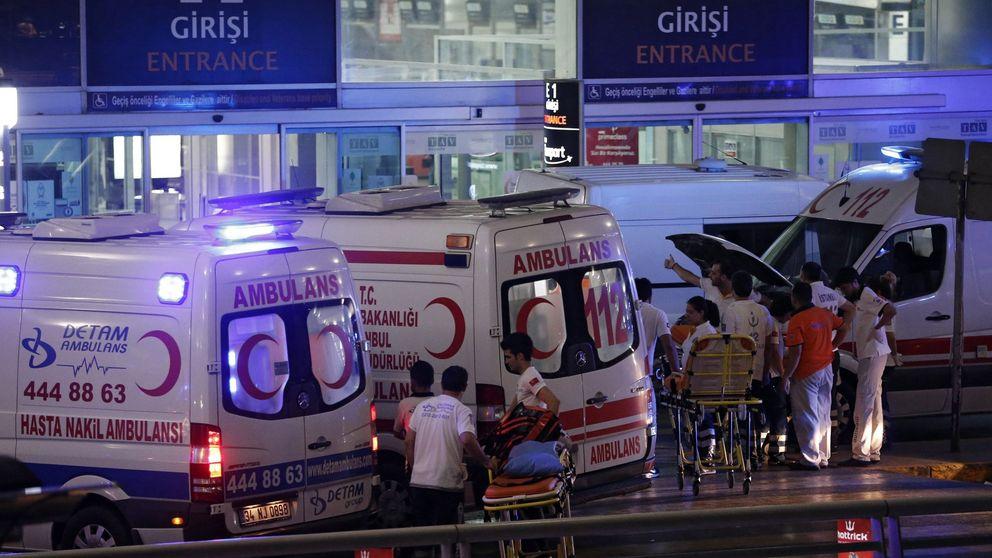 Los vídeos del ataque terrorista en el aeropuerto de Estambul