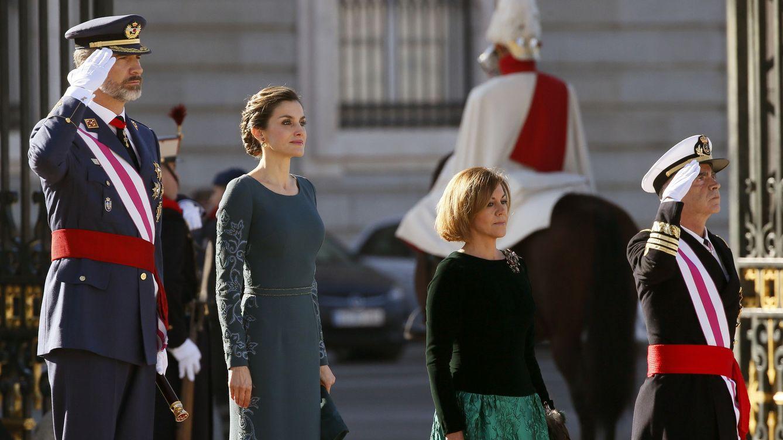 Foto: La primera Pascua Militar de María Dolores de Cospedal como ministra, en imágenes