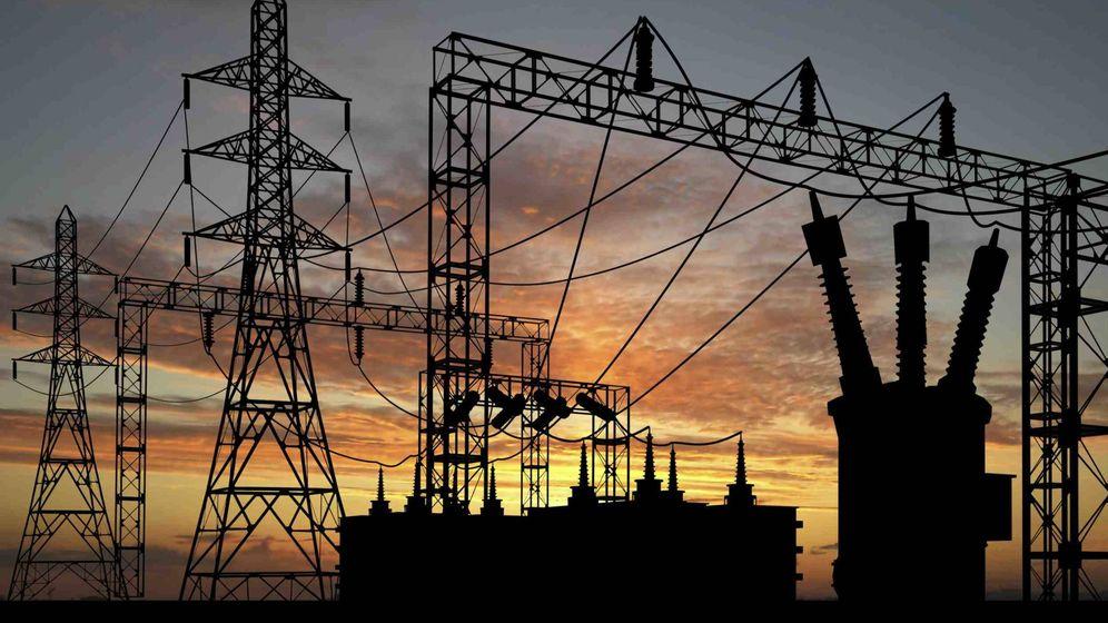 Foto: Un transformador eléctrico