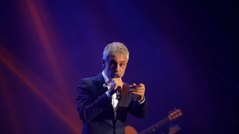 Sergio Dalma, arrepentido por animar en su concierto de Murcia a saltarse las normas: Me excedí